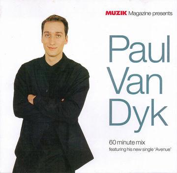 1999 - Paul van Dyk - Muzik Magazine 60 Minute Mix.jpg