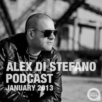 2013-01-21 - Alex Di Stefano - January Podcast.jpg