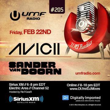 2013-02-22 - Avicii, Sander van Doorn - UMF Radio 205 -2.jpg