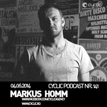 2014-06-04 - Markus Homm - Cyclic Podcast 141.jpg