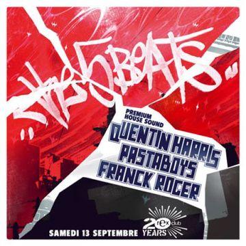 2008-09-13 - Quentin Harris, DJ Rame, Franck Roger @ The 5 Beats, Rex Club.jpg