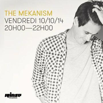 2014-10-10 - The Mekanism - Rinse FM France.jpg