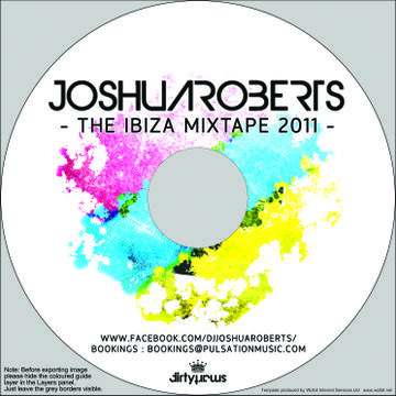 2011-06 - Joshua Roberts - The Ibiza Mixtape 2011.jpg