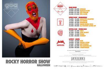 2012-10-28 - Goa - Rocky Horror Show Halloween, Fabrik, Lineup.jpg