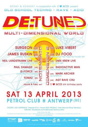 2013-04-13 - De-Tuned - Multi-Dimensional World, Petrol.jpg