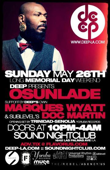 2013-05-26 - Deep - Long Memorial Day Weekend, Sound Nightclub.jpg