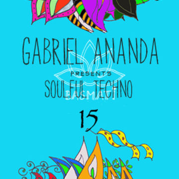 2014-01-17 - Gabriel Ananda - Soulful Techno 15, DI.FM.jpg