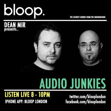 2014-10-10 - Dean Mir, Audio Junkies - Dean Mir Show, BloopLondon.jpg
