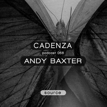 2013-03-20 - Andy Baxter - Cadenza Podcast 056 - Source.jpg