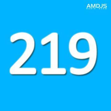 2013-06-08 - Feodor AllRight & Elena Mechta - AMDJS Radio Show VOL219.jpg
