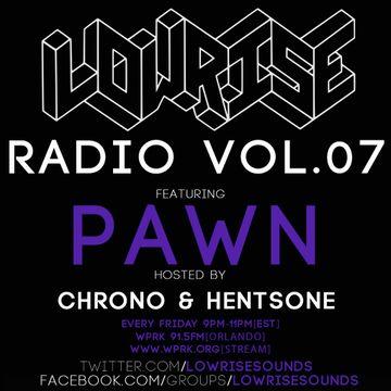 2014-06-06 - Chrono, Pawn - LowRise Radio Vol.07.jpg