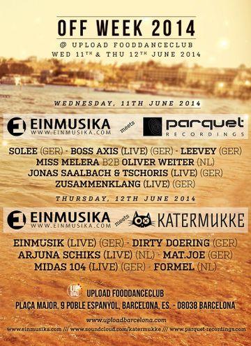 2014-06-1X - Einmusika, Upload Fooddanceclub.jpg