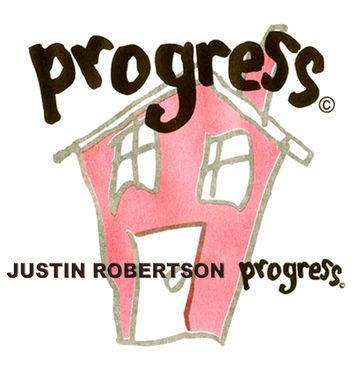 1993 - Justin Robertson @ Progress.jpg