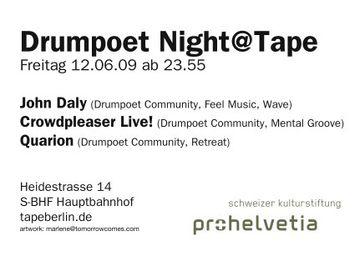 2009-06-12 - Drumpoet Labelnight 3, Tape -2.jpg