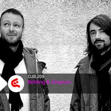 2012-06-19 - Behling & Simpson - DJBroadcast Podcast 209.jpg