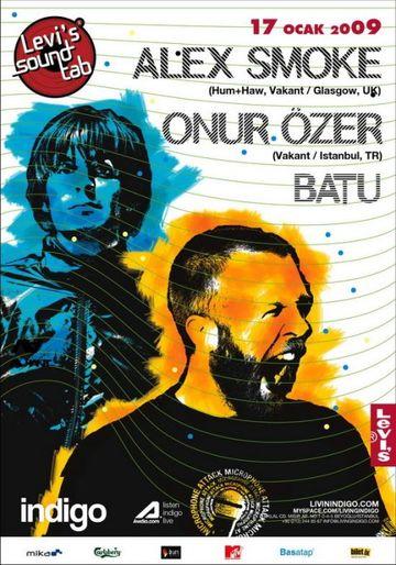 2009-01-19 - Onur Özer, Alex Smoke, Batu @ Indigo, Istanbul.jpg