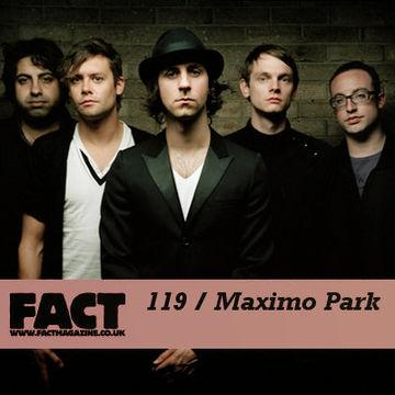 2010-01-29 - Maximo Park - FACT Mix 119.jpg