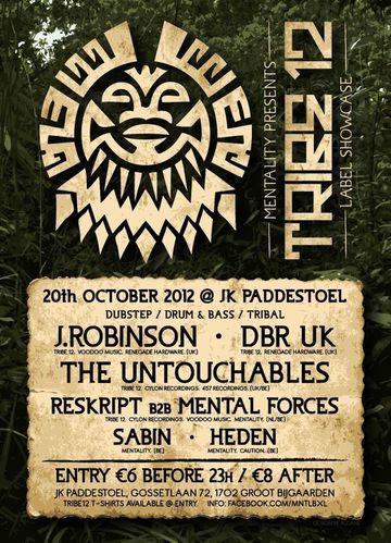 2012-10-20 - Tribe 12 Showcase, JK Paddestoel.jpg