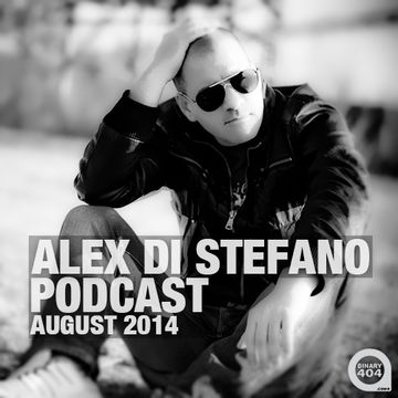 2014-08-20 - Alex Di Stefano - August Podcast.jpg