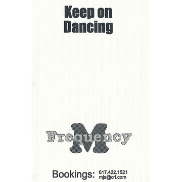 1996 - Frequency.M - Keep On Dancing (fm007).jpg