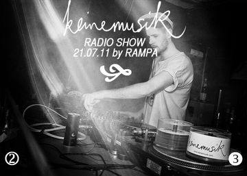 2011-07-21 - Rampa - Keinemusik Radio Show.jpg