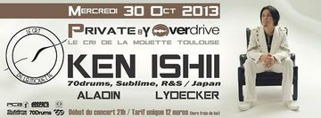 2013-10-30 - Private By Overdrive, Le Cri de la Mouette.jpg