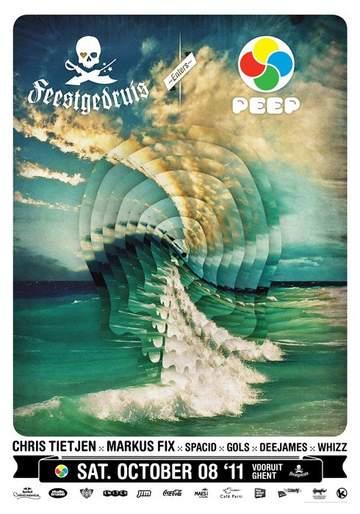 2011-10-08 - Feestgedruis Enters Peep, Vooruit.jpg
