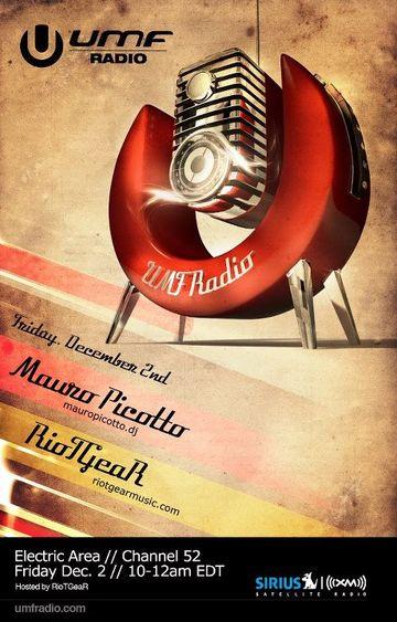 2011-12-02 - Mauro Picotto, RioTGeaR - UMF Radio.jpg
