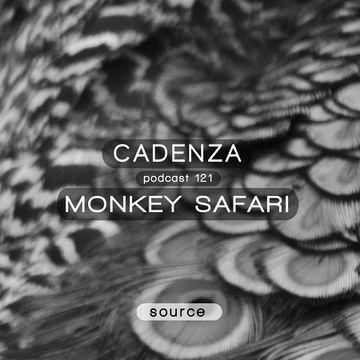 2014-06-18 - Monkey Safari - Cadenza Podcast 121 - Source.jpg