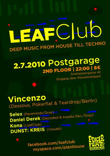 2010-07-10 - Leaf Club, Postgarage.jpg