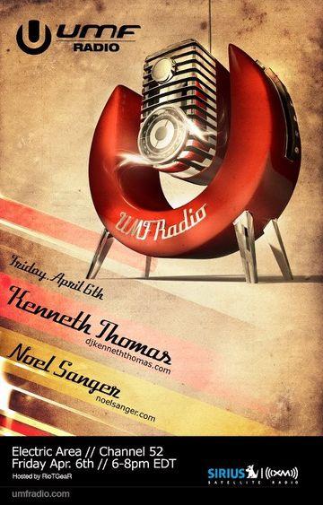 2012-04-06 - Kenneth Thomas, Noel Sanger - UMF Radio.jpg