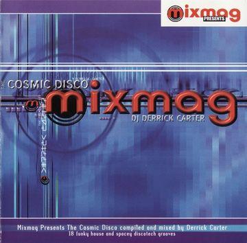 1997 - Derrick Carter - The Cosmic Disco -1.jpg