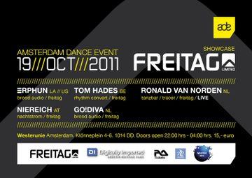 2011-10-19 - Freitag Showcase, Westerunie, ADE -1.jpg