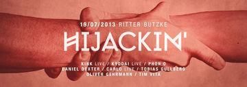 2013-07-19 - Hijackin', Ritter Butzke.jpg