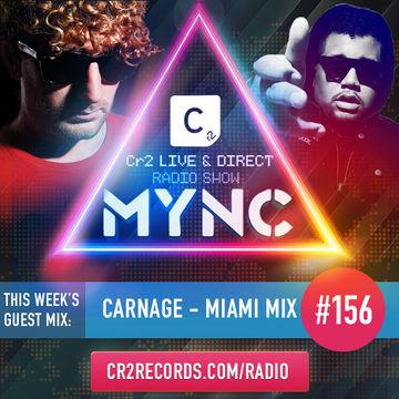 2014-03-17 - MYNC, Carnage - Cr2 Live & Direct Radio Show 156.jpg