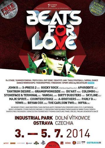 2014-07-0X - Beats 4 Love, Industrial Park, Dolní Vítkovice, Ostrava.jpg