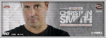 2014-01-25 - Christian Smith @ La Fabrica.jpg