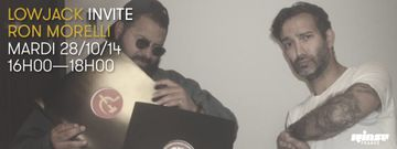 2014-10-28 - Low Jack, Ron Morelli - Rinse FM France.jpg