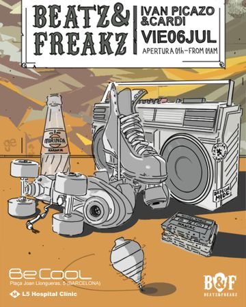 2012-07-06 - Beatz & Freakz, BeCool.jpg