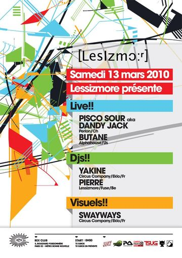 2010-03-13 - Lessizmore, Rex Club.jpg