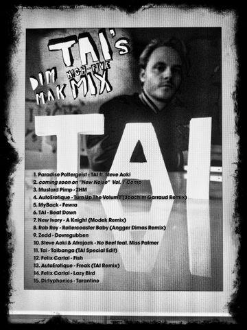 2011-09-17 - TAI - Dim Mak High Five Mix.jpg