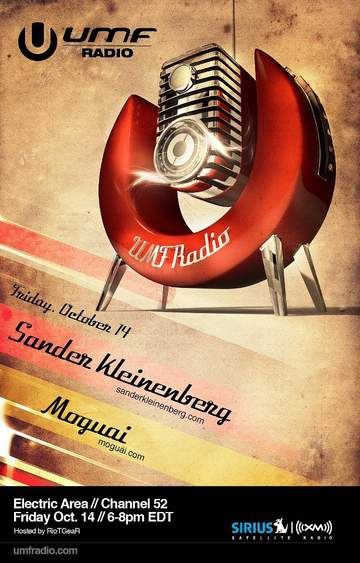 2011-10-14 - Sander Kleinenberg, Moguai - UMF Radio.jpg