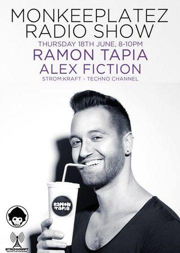 2013-06-18 - Ramon Tapia, Alex Fiction - Monkeeplatez Radio Show 37.jpg