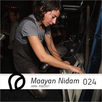 2011-11-24 - Maayan Nidam - Arma Podcast 024.jpg