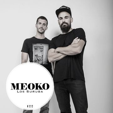 2014-03-05 - Los Suruba - Meoko Podcast 122.jpg