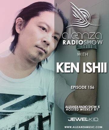 2014-12-19 - Ken Ishii - Alleanza Radio Show 156.jpg