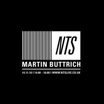 2014-11-14 - Martin Buttrich - NTS Radio.jpg