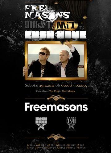 2010-11-29 - Teja Kralj & Tim Urbanya, Freemasons - Rush Hour 70.jpg
