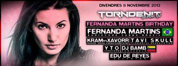 2013-11-08 - Fernanda Martins Birthday, Torn de Nit -1.jpg