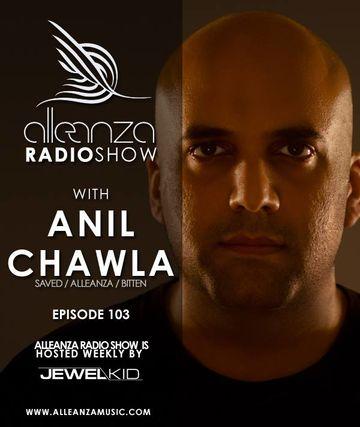 2013-12-13 - Anil Chawla - Alleanza Radio Show 103.jpg